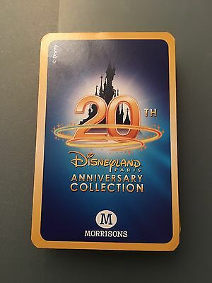 Disney Morrisons Cards 15 For 99p