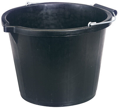 Genuine DRAPER 14.8L Bucket - Black | 31687