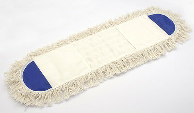 Genuine DRAPER 600mm Dust Mop Head for Stock No. 48934 | 49143