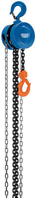 Genuine DRAPER Expert 0.5 tonne Manual Chain Hoist (Chain Block) | 26164