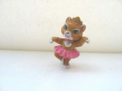 Figurine Chat Barbie 6 Cm Cat Figure F26