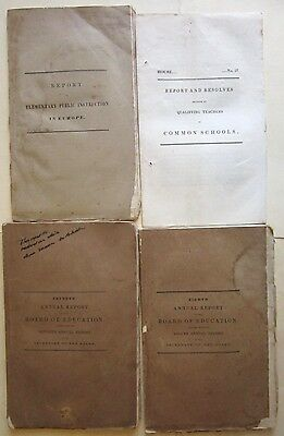 1800s schoolhouse plans schools education Massachusetts local history rare books