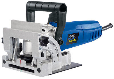 Genuine DRAPER Storm Force Biscuit Jointer (900W) | 83611