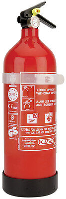 Genuine DRAPER 2kg Dry Powder Fire Extinguisher | 4939