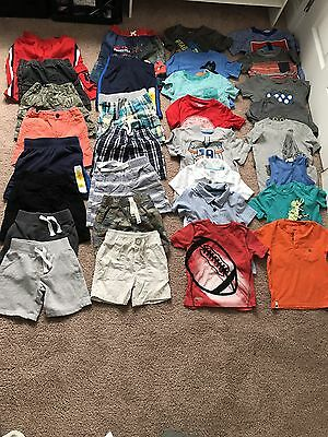 Lot Of Boys Summer Clothes-size 3t