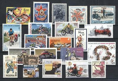 (940408) Motorcycle, Small lot, Austria