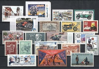 (940412) Motorcycle, Small lot, Austria