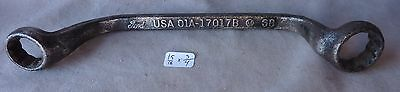 """Antique Ford Box End Wrench 15/16"""" x 3/4"""""""