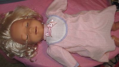 Amazing Amanda Interactive Doll by Playmates 2005 For Parts Not Working