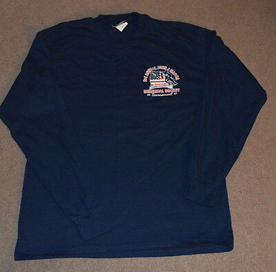 FDNY Engine 331 Ladder 173 Hockey L/S Shirt NYC Fire Department Howard Beach