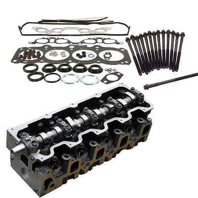 Toyota Hiace Hilux Dyna 4Runner 3L Cylinder head Complete OEM | Ready to Bolt on