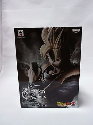Dragon Ball Z Son Gohan Figure, Resolution of Soldiers vol.6 -Black Ver.