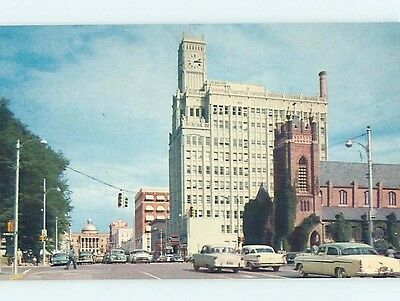 1950's REXALL DRUG STORE & SHOPS ON CAPITOL STREET Jackson MS ho5342-29