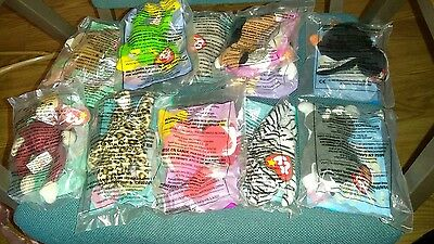 Lot of ty beanie babies 11