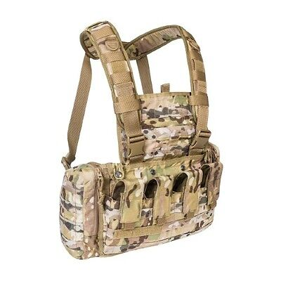 Tasmanian Tiger Chest Rig Mk 2 Multicam Chest Rig Mkii
