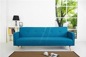 Smart Click Clack Sofa – Blue