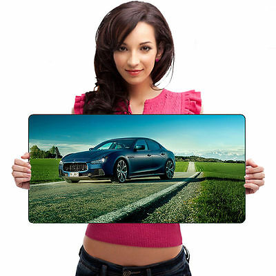 Fashion Cars Mouse Pad Soft Silicone Computer Mouse Mat Large Gaming Mouse Pads