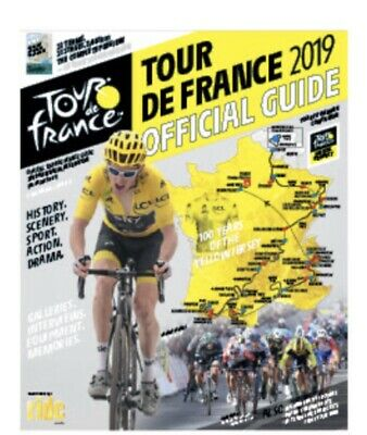 TOUR DE FRANCE THE OFFICIAL GUIDE 2017 Australian Edition - NEW