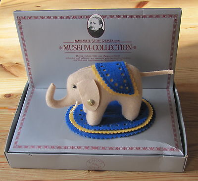 Steiff Elefant Museum-Collection