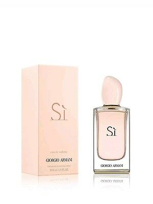 Si 100ml EDT Spray for Women by Giorgio Armani