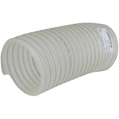 355-0100-1018, 100MM PUR 1.5MM WALL FG 10M, Norres Ducting