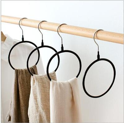 Scarf Ring Hanger Hanging And Accessories Rack Hanging Organizer