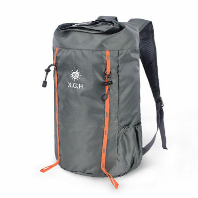 25L Waterproof Outdoor Mountaineering Backpack Climbing Hiking Camping Bag Pack