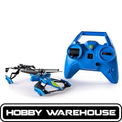 Air Hogs Switchblade Ground and Air Race Heli - Blue