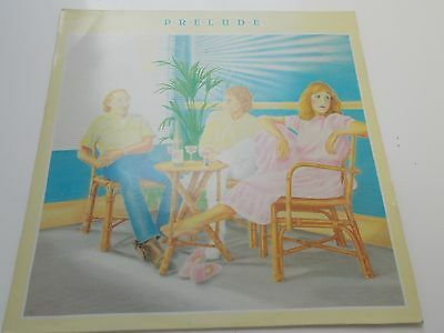 "1982 ""Prelude"" UK After Hours LP A1/B1 Press (EX)"