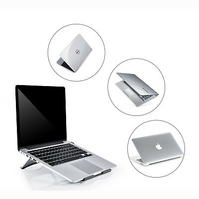 Aluminum Alloy Laptop Stand Desk Tablet Holder For MacBook With Cooling Function