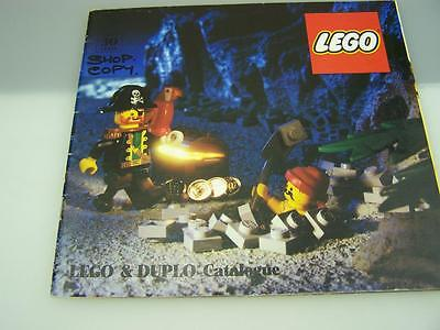 Lego & Duplo catalogue brochure 1989 50 pages approx.              1972