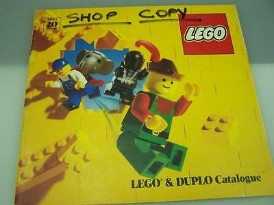 Lego catalogue brochure 1988 50 pages approx.                          1971