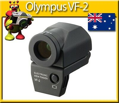 OLYMPUS VF-2  Electronic Viewfinder Black Brand New