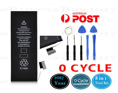 New Full High Capacity Internal Replacement Battery For iPhone 5 5G 1440mAh AU