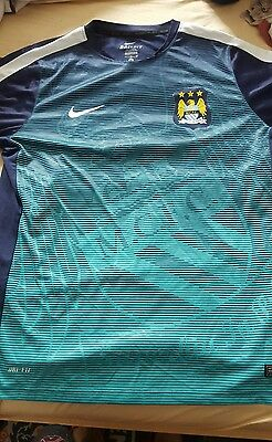 Maillot MANCHESTER CITY taille XL  NIKE