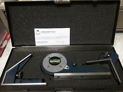 Moore & Wright Csm300 Combination Set -300Mm Rule