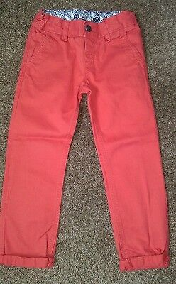 Boys M&S jeans/trousers age 3-4 years