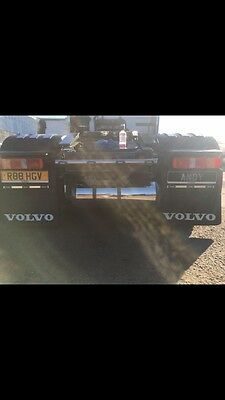 Volvo V3 V4 Rear Air Tank Wrap Not Kelsa
