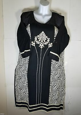 Indian/pakistani Ethnic Wear,women's Kurti Size 52""