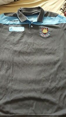 Polo WEST HAM UNITED  homme taille XL WHUFC