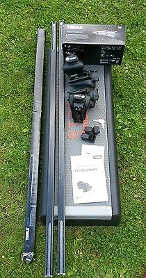 thule rapid system  757 769 roof rack, bars estate