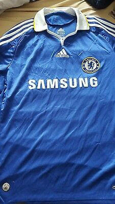 Maillot chelsea FC homme taille L ADIDAS