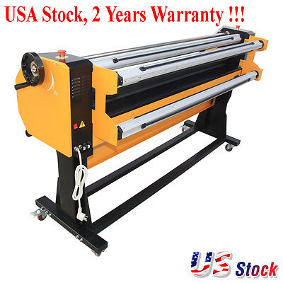 "USA - 67"" Laminator Stand Full-auto Single Side Wide Format Laminating Machine"
