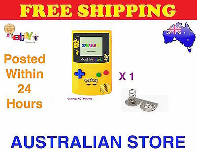 Nintendo Game Boy Color New Battery Terminals Spring Contacts AA Size Original