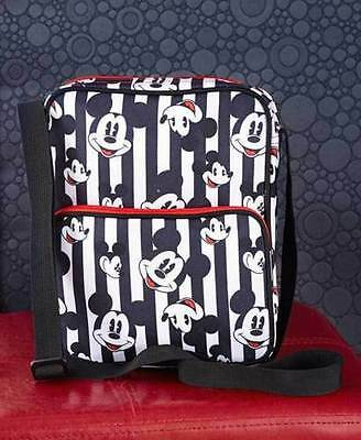 Disney Mickey Mouse crossbody bag Luggage Travel Carry On Tote Adjustable Straps
