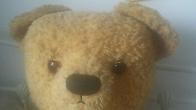 1950s CHAD VALLEY BEAR WITH PROVENANCE, VERY LARGE ADVERTISING BEAR