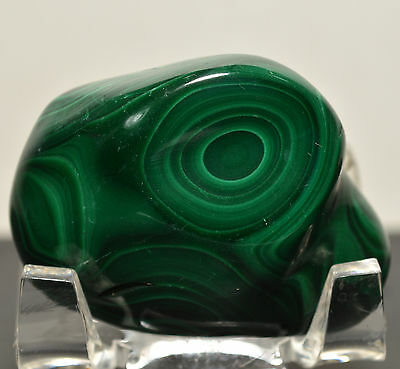 250ct Botryoidal Green Malachite Cluster Natural Orbs Gemstone Crystal - Congo