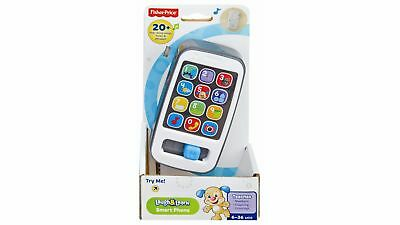 Fisher Price Education Smart Toy Phone with Lots of Interactive Features