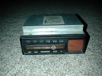 Harley Davidson 2004 Radio 76164-04 Classic CD Player Works 100% Great Shape