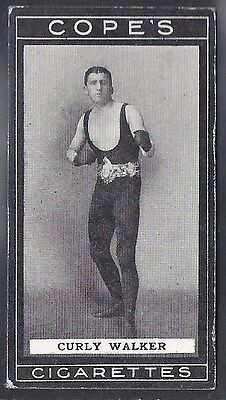 Cope-Boxers Boxing-#029- Curly Walker